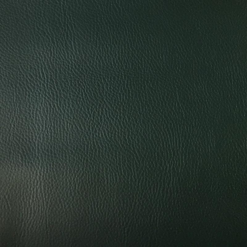 tissus simili cuir vert sapin karl mercerine. Black Bedroom Furniture Sets. Home Design Ideas