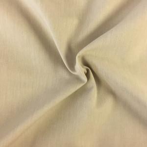 Tissu à chemise beige   - tombé - Mercerine
