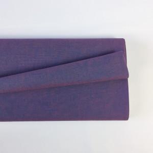 Tissu à chemise bleu/corail    - Mercerine