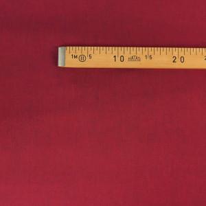 Tissu à chemise bordeaux/bleu   - mètre - Mercerine