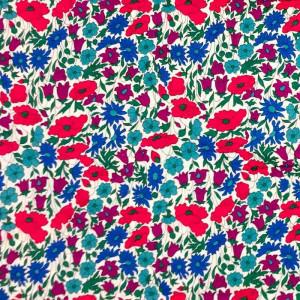 Liberty Poppy and daisy N - Mercerine.com