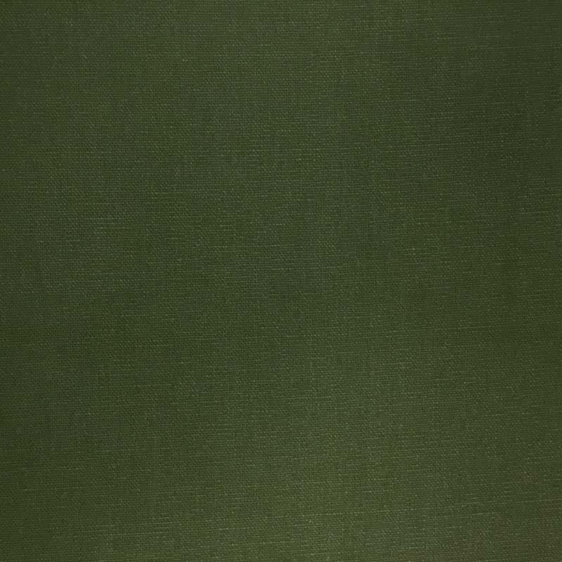 Tissu 100 Coton Vert Kaki Originals Par 10cm