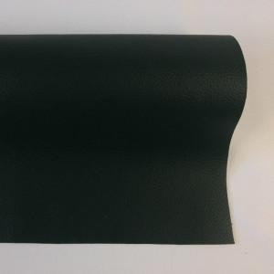 Tissus pas cher simili cuir vert foncé - Mercerine.com