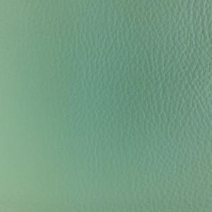Tissus simili cuir vert riviera - Zoom 10 cm - Mercerine.com