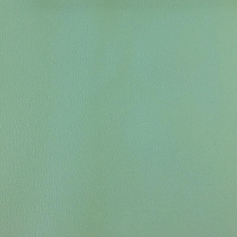 Tissus simili cuir vert riviera Mercerine.com