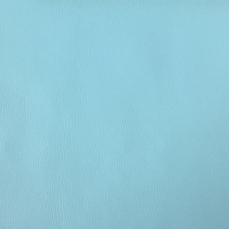 Simili cuir bleu ciel Mercerine.com