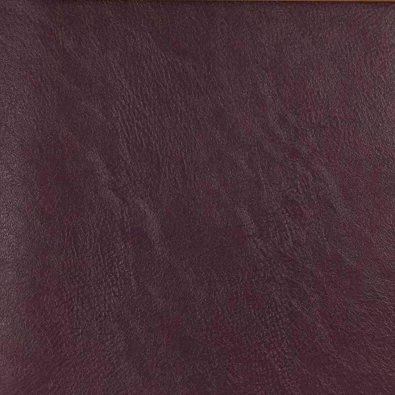 Tissu simili cuir violet