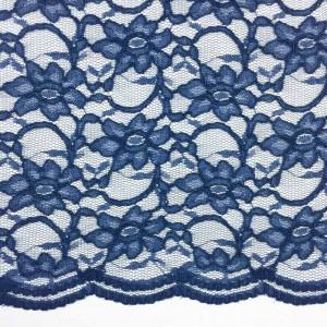 8 belle dentelle bleue effet Boutons ronds-Comme par PHOTO