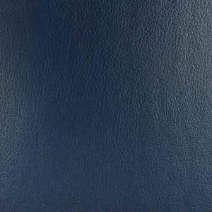 Tissu simili cuir très épais bleu roi - Mercerine.com