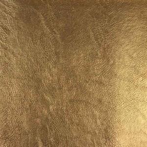 Simili cuir Or qualité siège - zoom 10cm - Mercerine.com