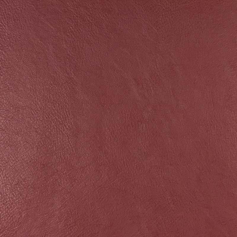 Tissu simili cuir bordeaux qualité siège au mètre - Mercerine.com