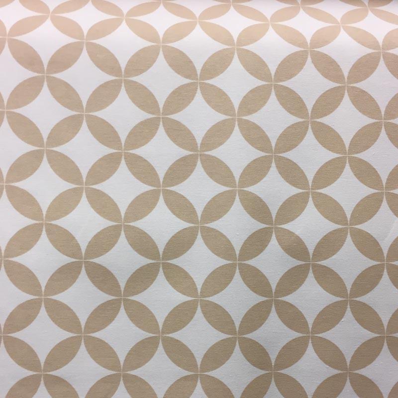 toile ext rieur loko rosace beige x10cm. Black Bedroom Furniture Sets. Home Design Ideas