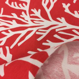 toile ext rieur loko corail rouge x10cm. Black Bedroom Furniture Sets. Home Design Ideas