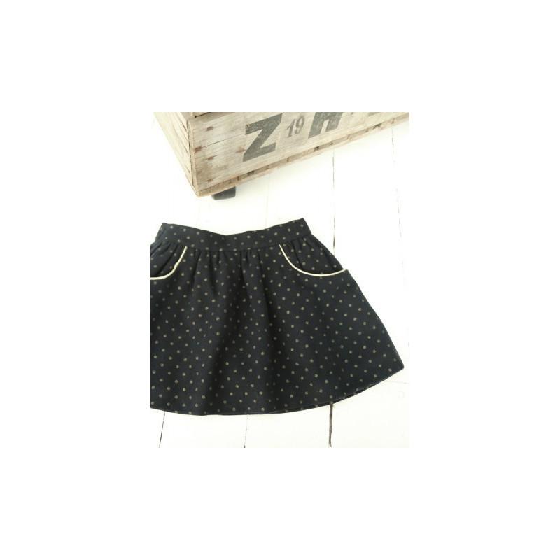 82deaa9435d FRONCETTE Patron jupe fille - Atelier Scammit