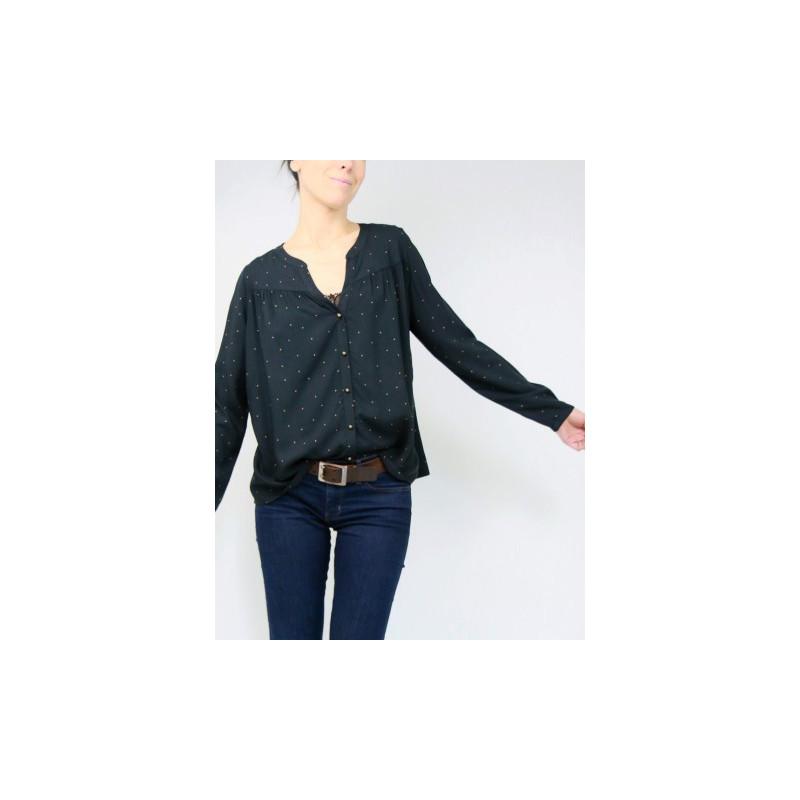 ENVOL Patron blouse femme - Atelier Scammit
