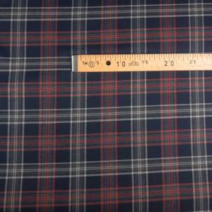Achat tissu au mètre imprimé écossais - Mercerine.com - regle