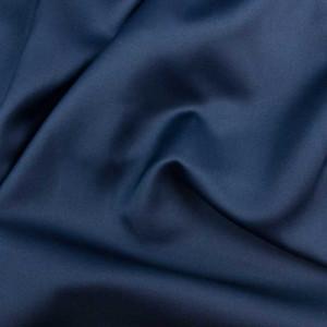 Tissu habillement léger - Tissu pour robe bleue Mercerine.com