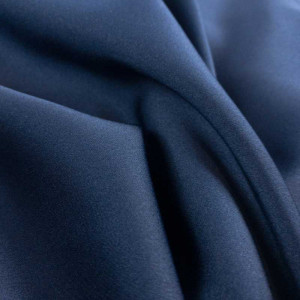 Tissu satin microfibre au mètre - Tissu habillement léger - Mercerine.com
