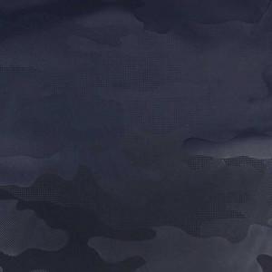 Tissu doublure au mètre - Tissu au mètre - Bleu camouflage