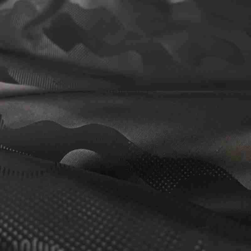 Tissu doublure noir au mètre - Tissu habillement léger