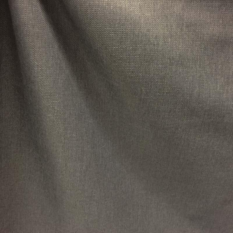 Tissu occultant Calypso gris acier au mètre - Mercerine