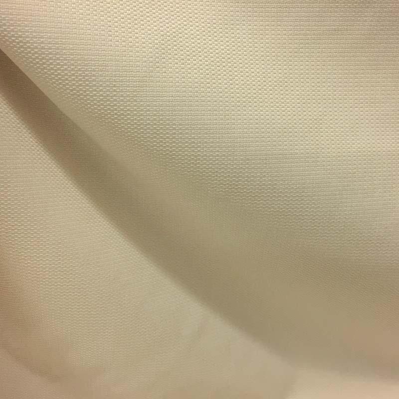 Tissu occultant Calypso ecru au mètre - Mercerine.com