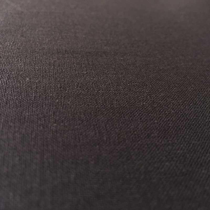 Tissu coton gris flanelle oekotex - Mercerine.com