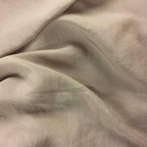 Tissu satiné sable fin - par 10cm