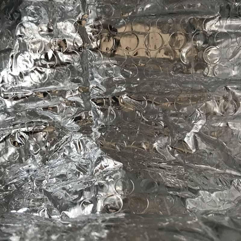 Tissu isolant au mètre pour glacière, lunchbox, pare-soleil... - Mercerine.com