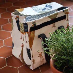Tissu isolant au mètre pour glacière, lunchbox... - Mercerine.com