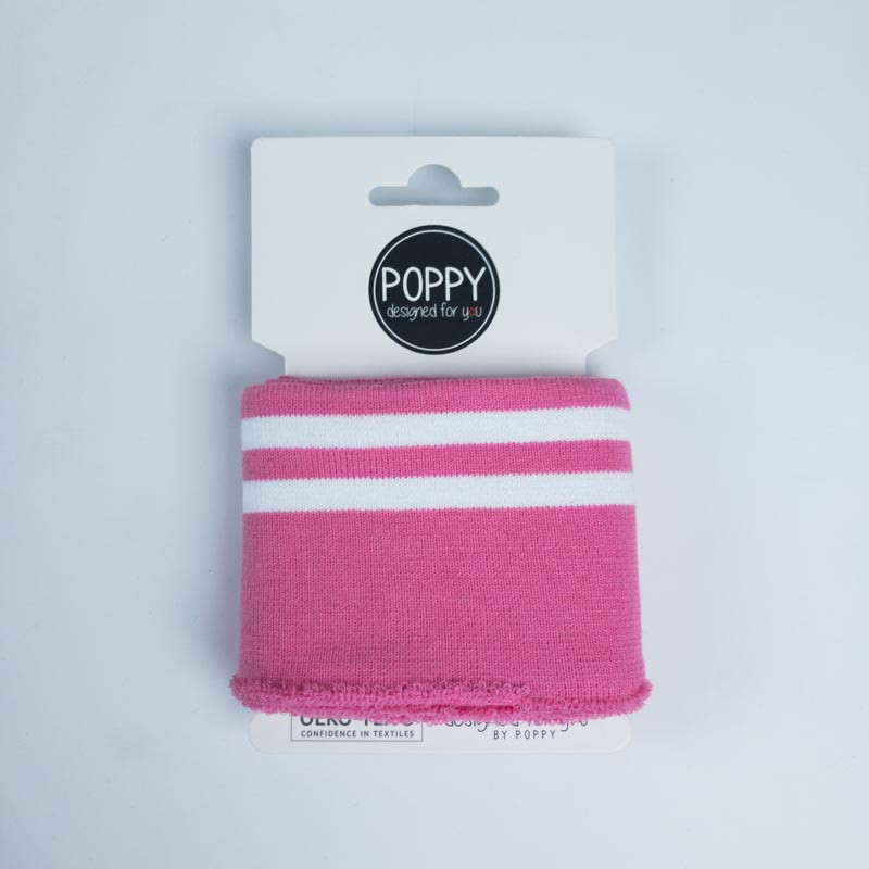 rose x10cm côte Poppy Bord manchette 0OvN8nwm