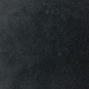Velours milleraies noir extensible Oekotex - Mercerine