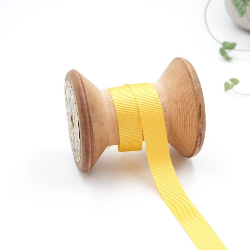 gros-grain-au-metre-052-jaune-soleil
