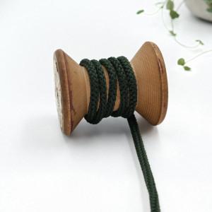 cordon-tricote-au-metre-cordon-rond-au-metre-lacet-au-metre-067-vert-sapin