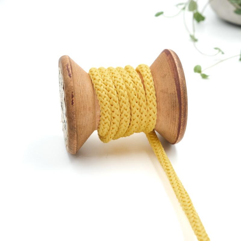 cordon-tricote-au-metre-cordon-rond-au-metre-lacet-au-metre-079-jaune