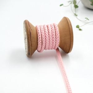 cordon-tricote-au-metre-cordon-rond-au-metre-lacet-au-metre-1074-rose
