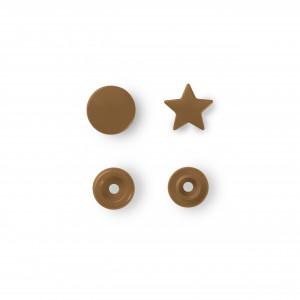 Bouton pression étoile Gold Color Snaps Prym