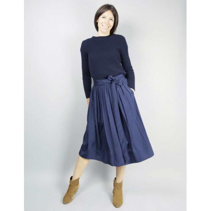 PATRON-arpege-atelier-scammit-mercerine patron de couture jupe midi femme