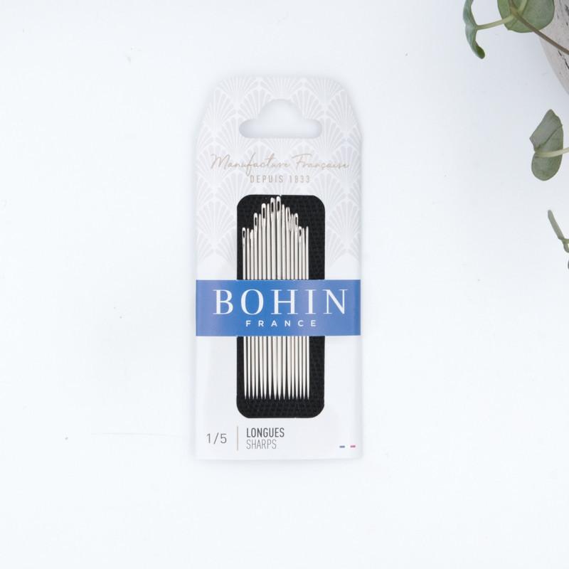 Aiguille longues 1/5  bohin
