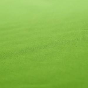 Tissu coton uni vert chartreuse oekotex ® Jekyll - par 10cm
