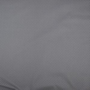 Coton enduit pois  - Mercerine