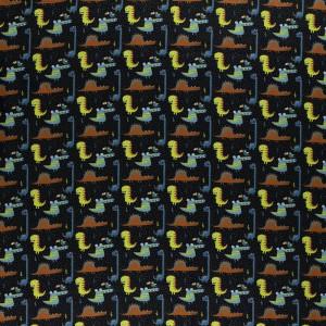 popeLine noire dino x10cm