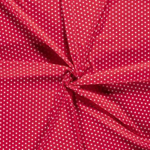 popeLine rouge etoiles x10cm