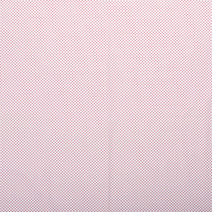 popeLine blanche petits pois rouge x10cm