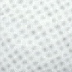 popeLine blanche petits pois  vert x10cm