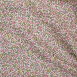Tissu viscose Liberty chamomille - Mercerine