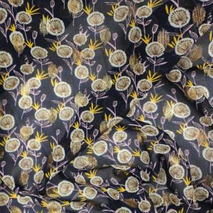 Crêpe Lurex Voile - 10cm - Tissus au mètre - 1869503.FE.X