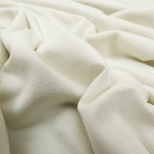 Tissu jersey viscose Ecru - Tissu oeko tex  - Mercerine