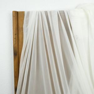 Tissu spor écrut lingerie filet Mesh stretch
