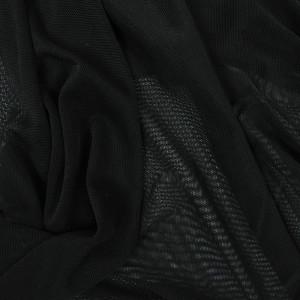 Tissu sport noir